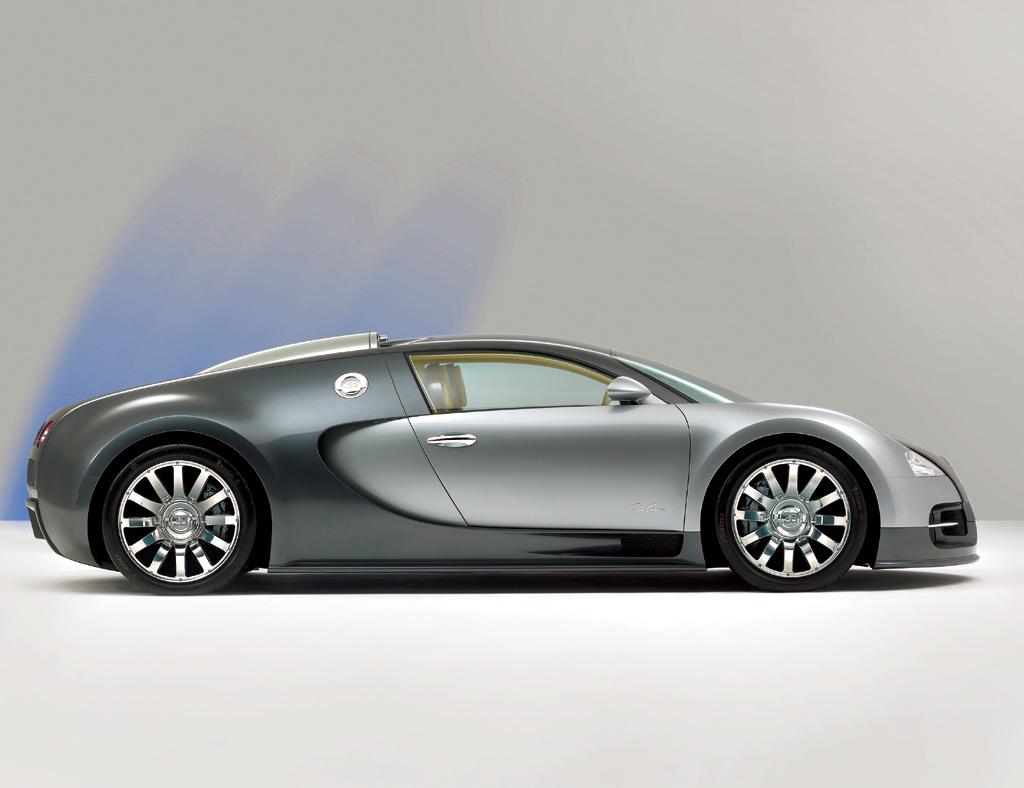 ... 2005 Bugatti Veyron ...