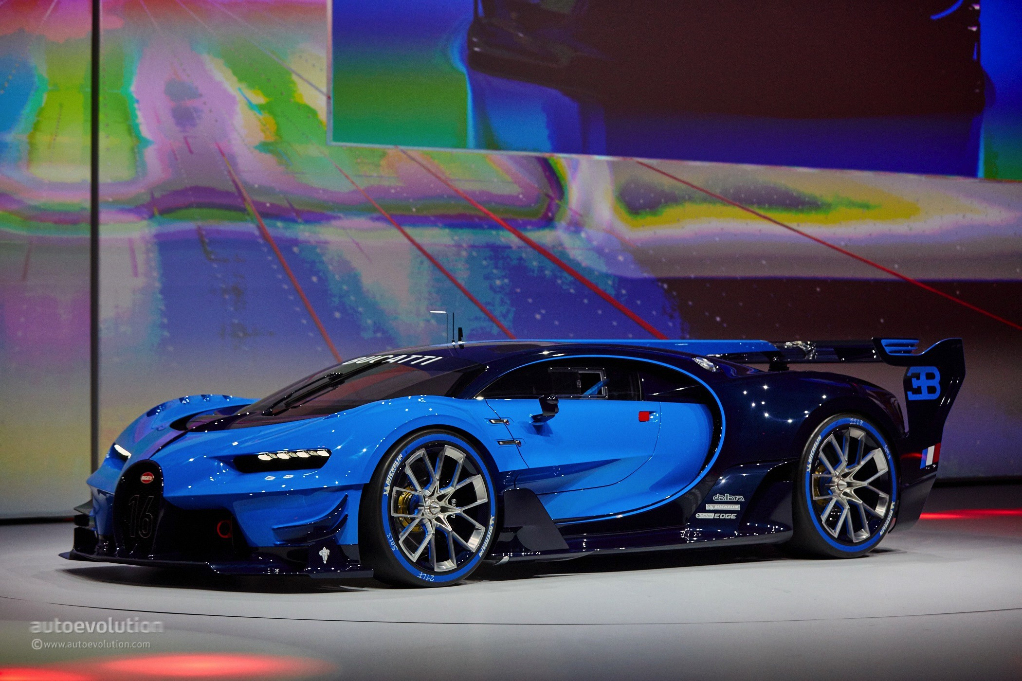 Bugatti Vision Gran Turismo Is Far from the Chiron We ...