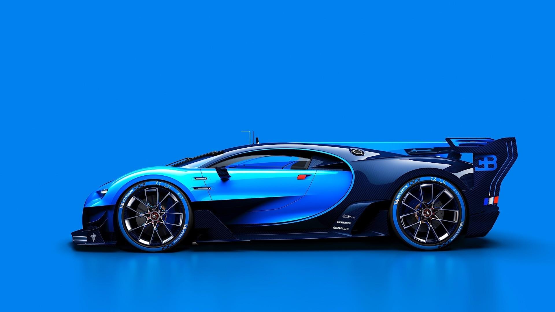 Bugatti Vision Gran Turismo Marks Online Debut Comes To Celebrate Bugatti S Lemans Career