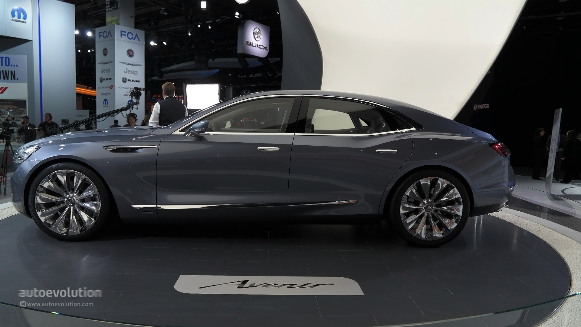 Buick Avenir Sub Brand Follows In The Footsteps Of Ford