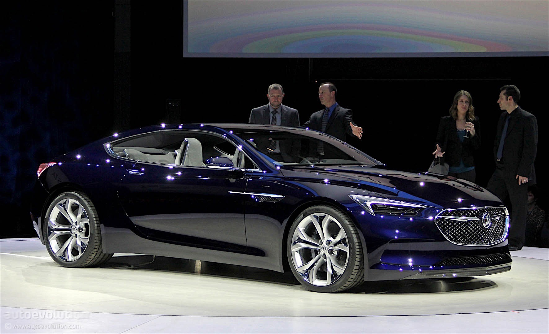 Buick avista concept bows at 2016 detroit auto show - Auto motor show ...