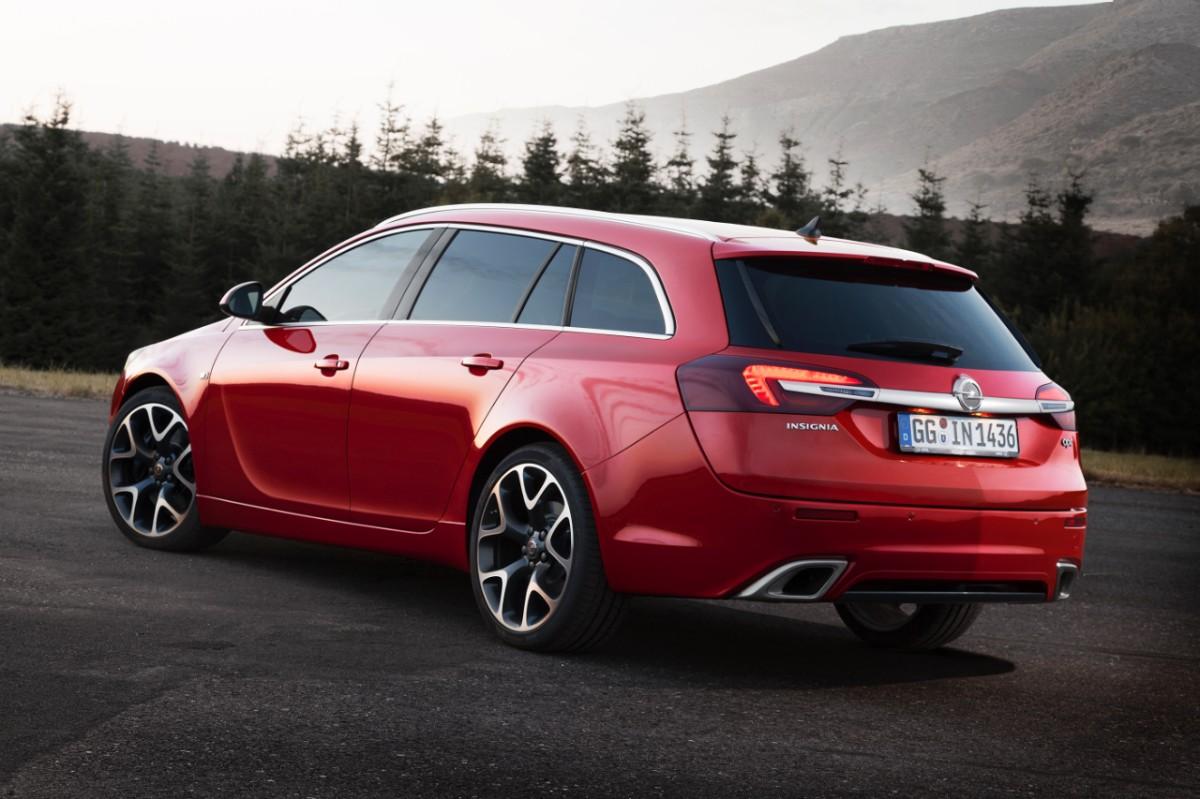Opel Insignia Opc Facelift