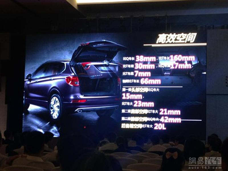 Buick envision unveiled in china autoevolution