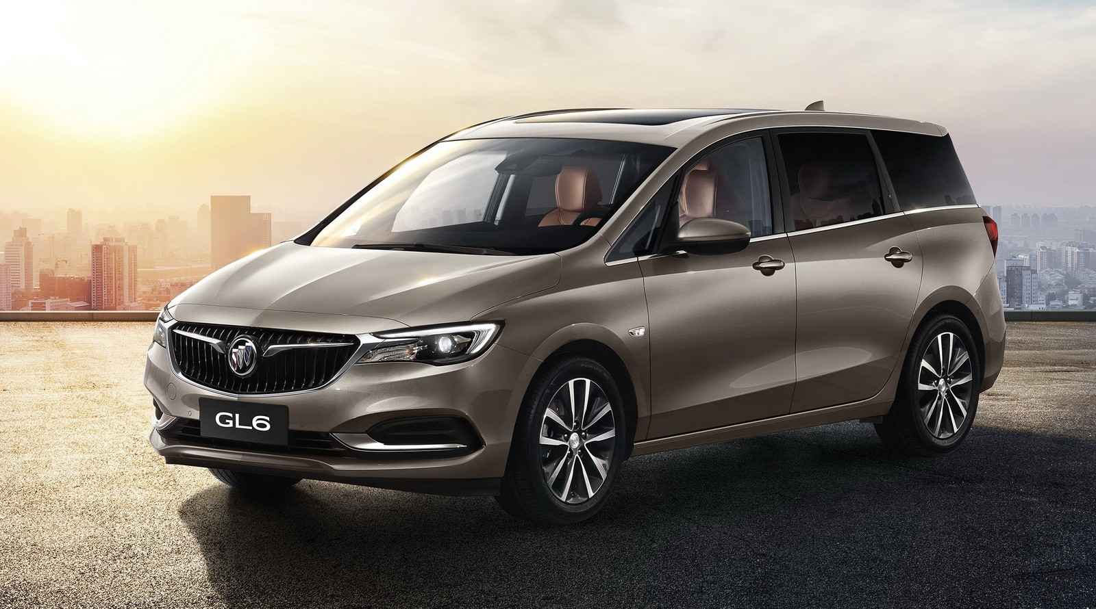 Buick Excelle Gx Wagon And Gl6 Minivan Unveiled In China Autoevolution