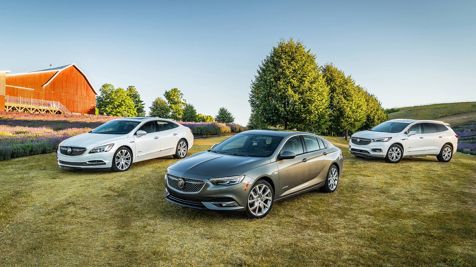 2019 Buick Regal Avenir Comes With Fwd Entry Level Engine