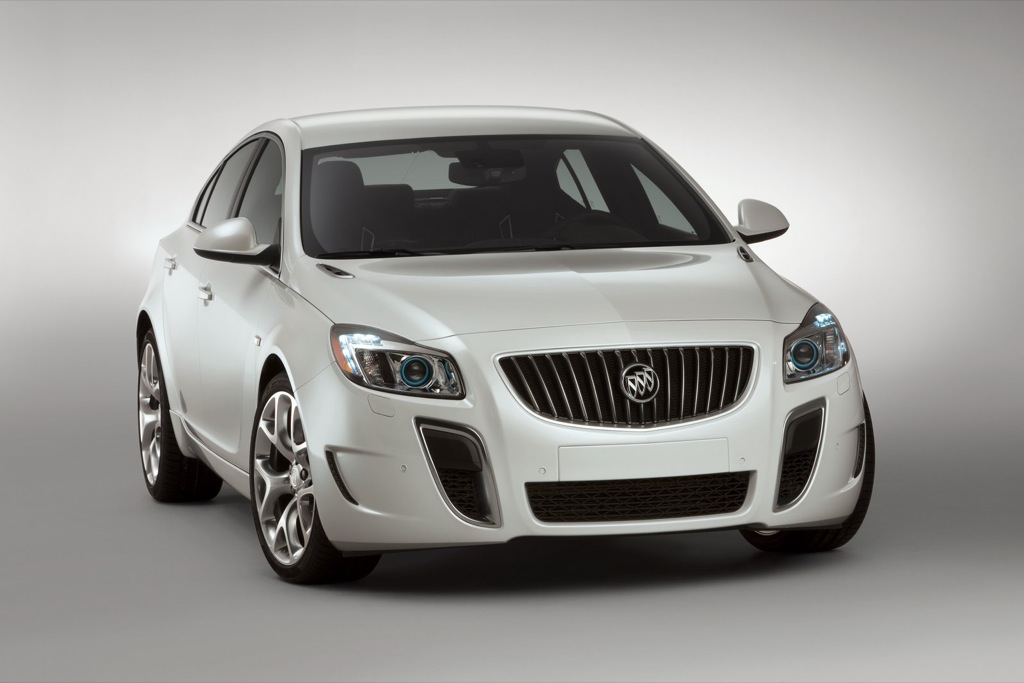 buick regal gs unveiled opel insignia opc in gm guise autoevolution. Black Bedroom Furniture Sets. Home Design Ideas