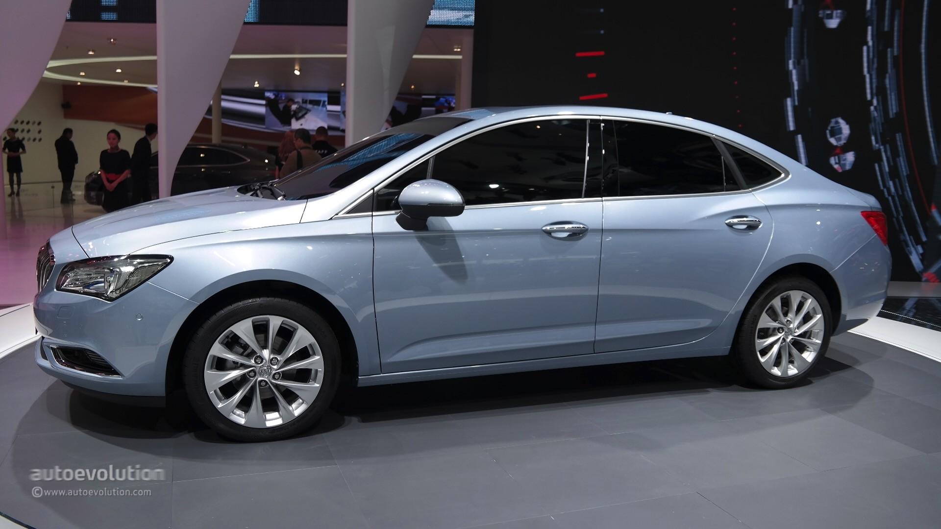 Buick Will Discontinue the Verano in 2017  autoevolution