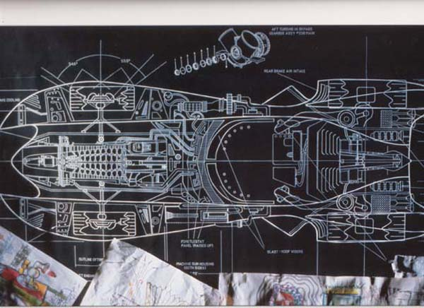 New Nissan Maxima >> Build Your Own 1989 Batmobile Using These Blueprints - autoevolution