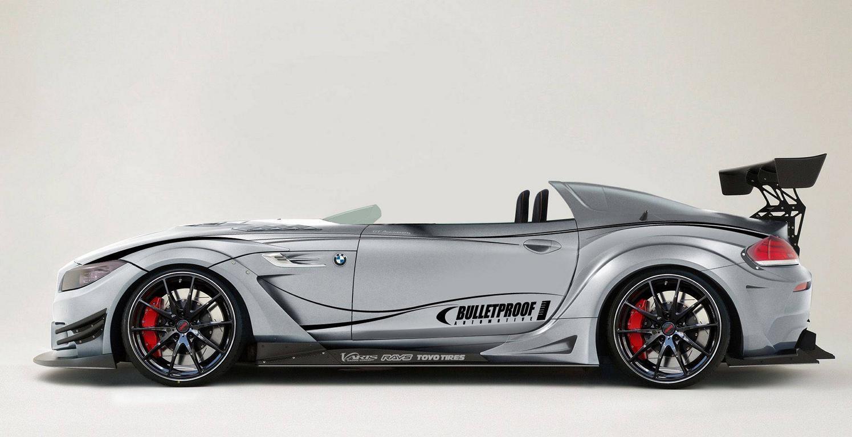 Bulletproof Automotive S Bmw Z4 Gt Continuum Isn T