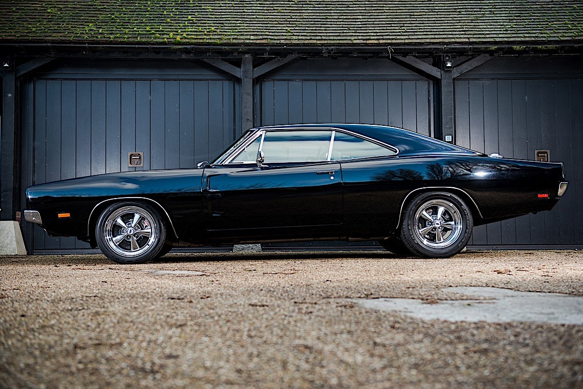 Dodge Charger owned by multiple celebrities is for sale