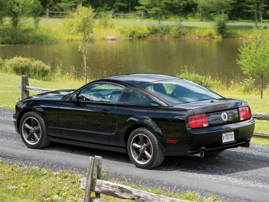 Bullitt Mustang Returns For 2018 Window Sticker Reveals