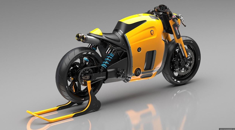 burov art koenigsegg concept bike is a lotus c 01 c mon. Black Bedroom Furniture Sets. Home Design Ideas