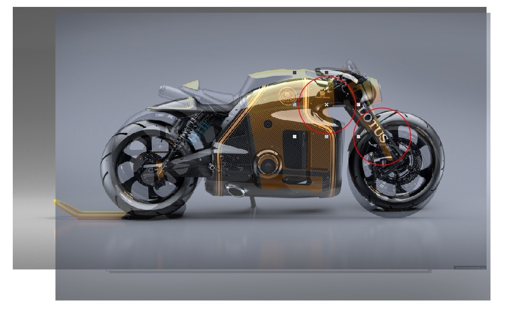 Burov Art Koenigsegg Concept Bike Is A Lotus C 01 C Mon