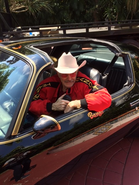 Burt Reynolds Last Smokey Amp The Bandit 1977 Pontiac Trans