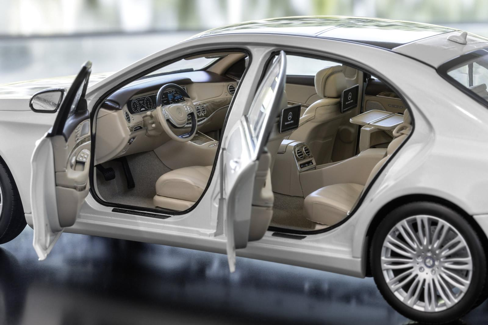 Buy a 2014 mercedes benz s class for scale model for Mercedes benz s class models