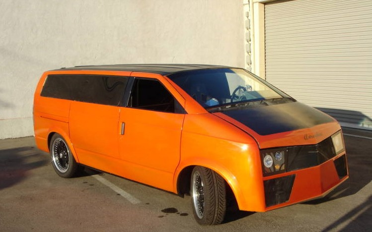 Buy A Lamborghini Van For Only 8 000 Autoevolution