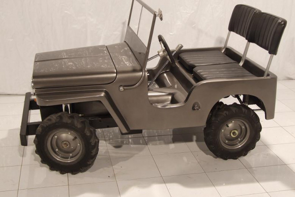 Buy A Replica Motorized Classic For Your Kids