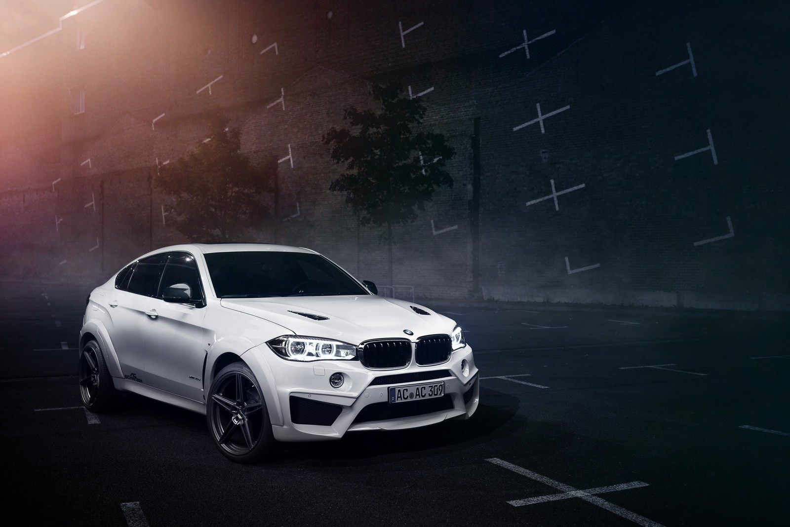 Bwm X6 Falcon Tuned By Ac Schnitzer Debuts At Essen