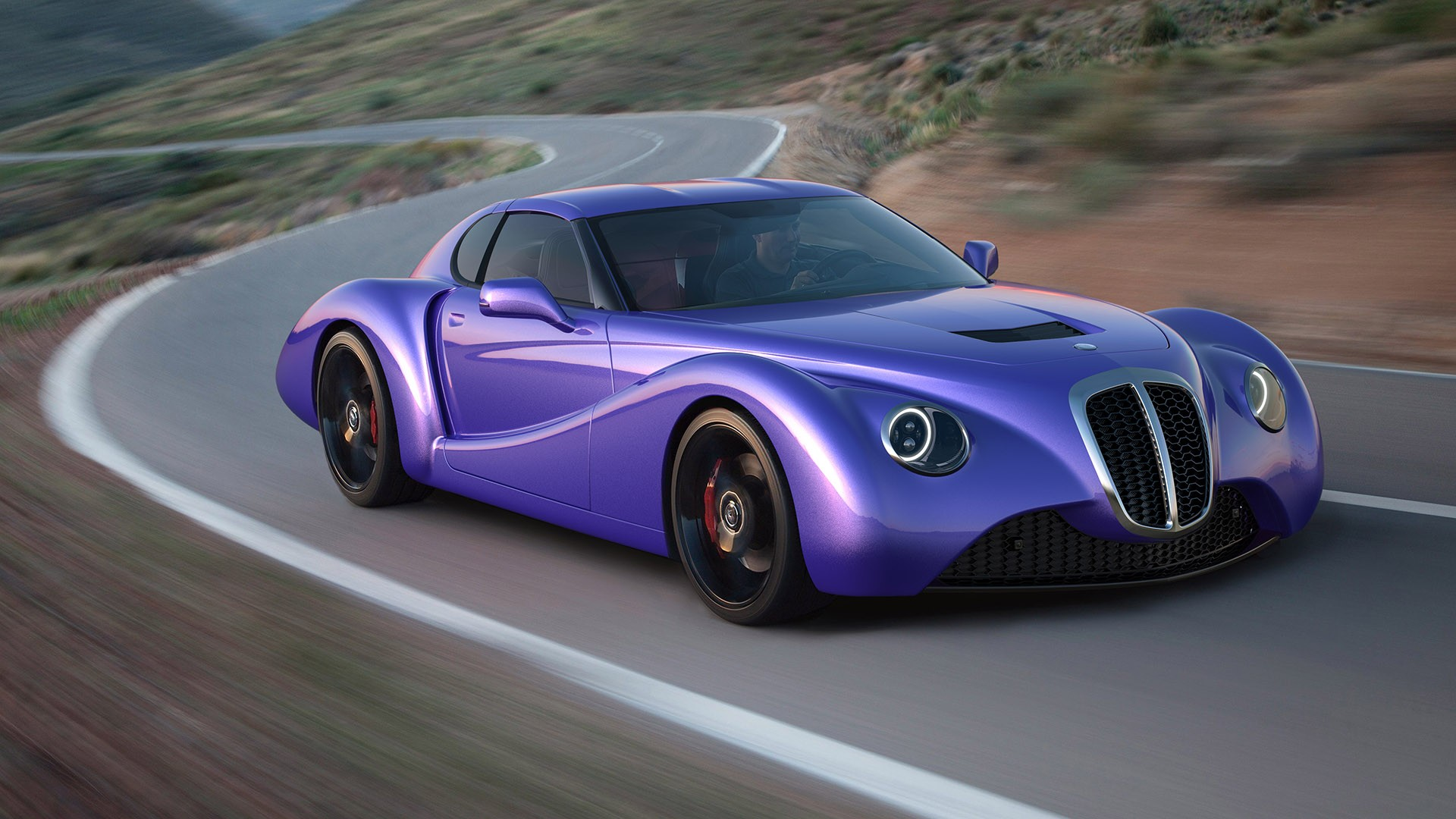 C7 Corvette-based Eadon Green Zeclat Lands In Geneva With British Styling - autoevolution