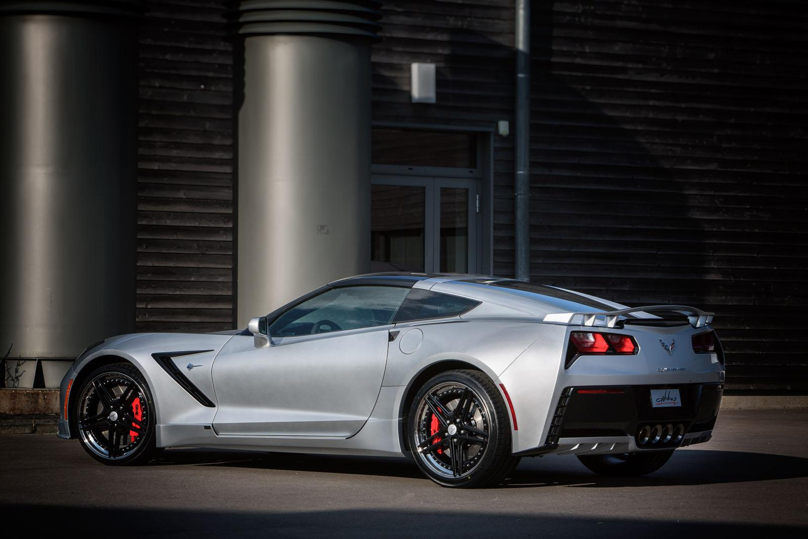 C7 Corvette Stingray Supercharged by Abbes Design - autoevolution