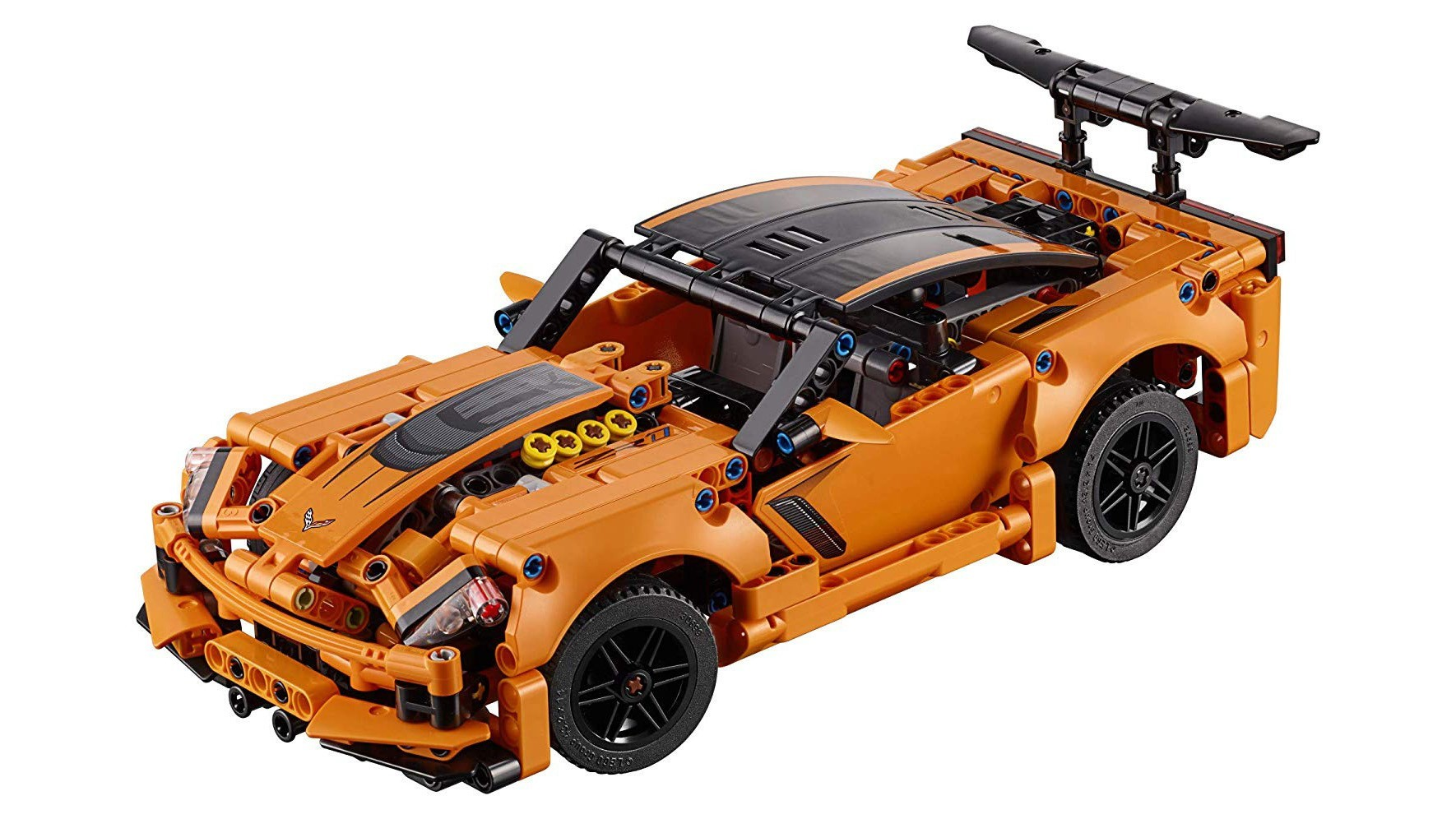 c7 zr1 gets the lego technic treatment priced at 50 autoevolution. Black Bedroom Furniture Sets. Home Design Ideas