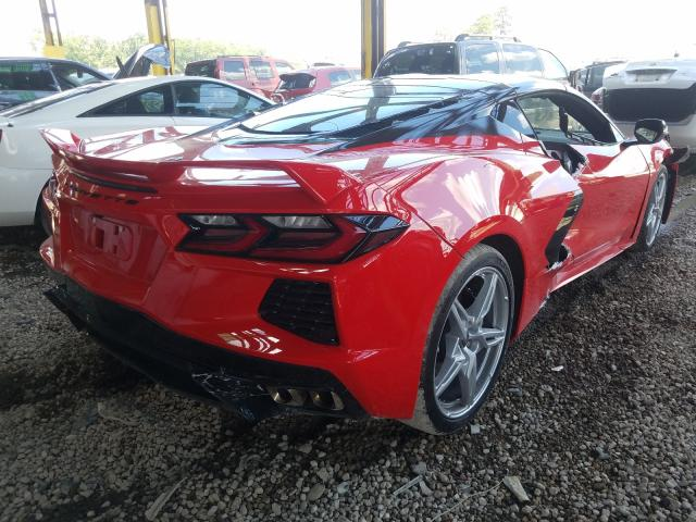 C8 Corvette Damaged by Chevy Dealer Now Listed on Copart ...
