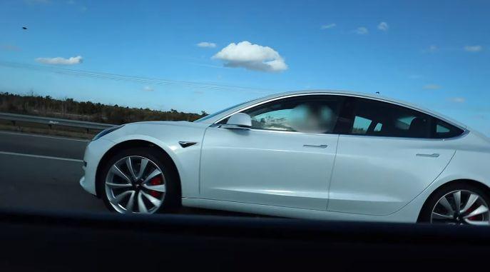 C8 Corvette Drag Races Tesla Model 3 Performance, Game Is ...