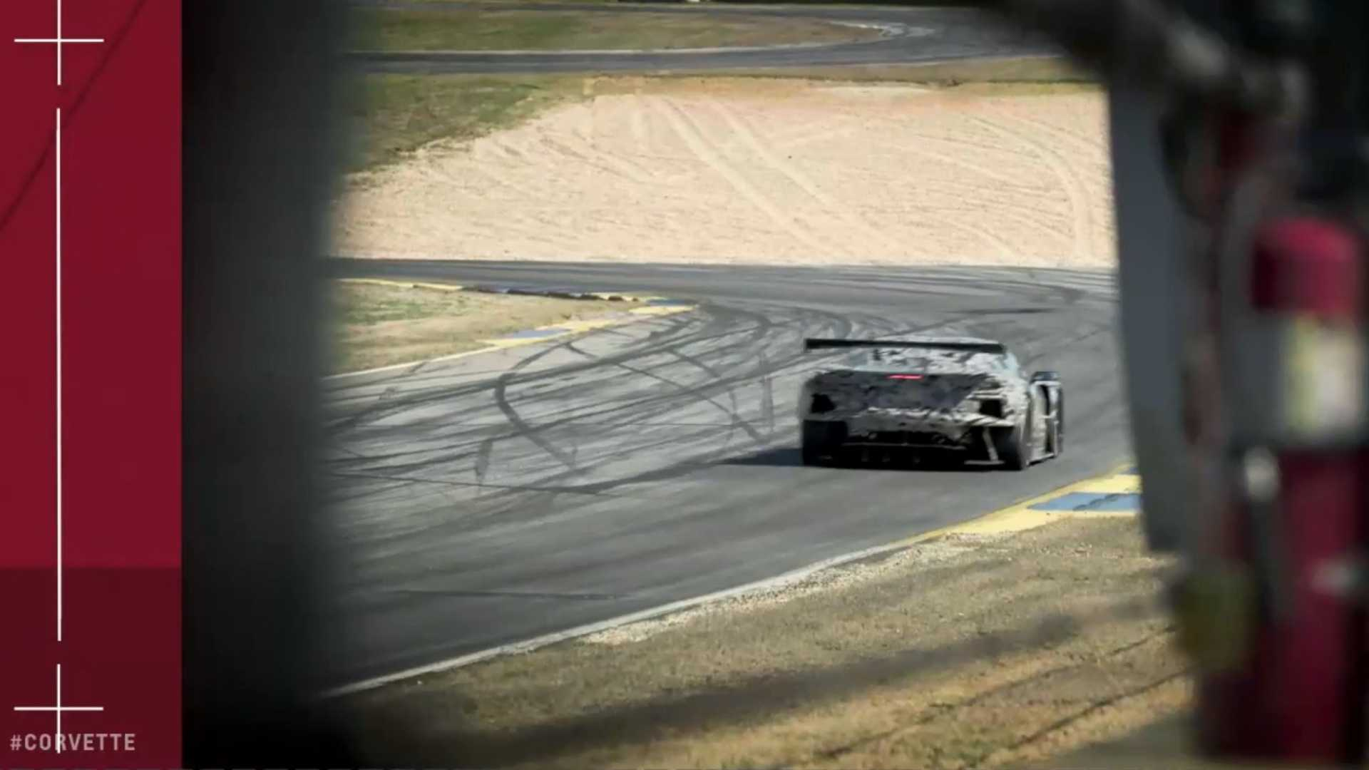 C8 Corvette Is Going Racing, C8 R To Make Competitional