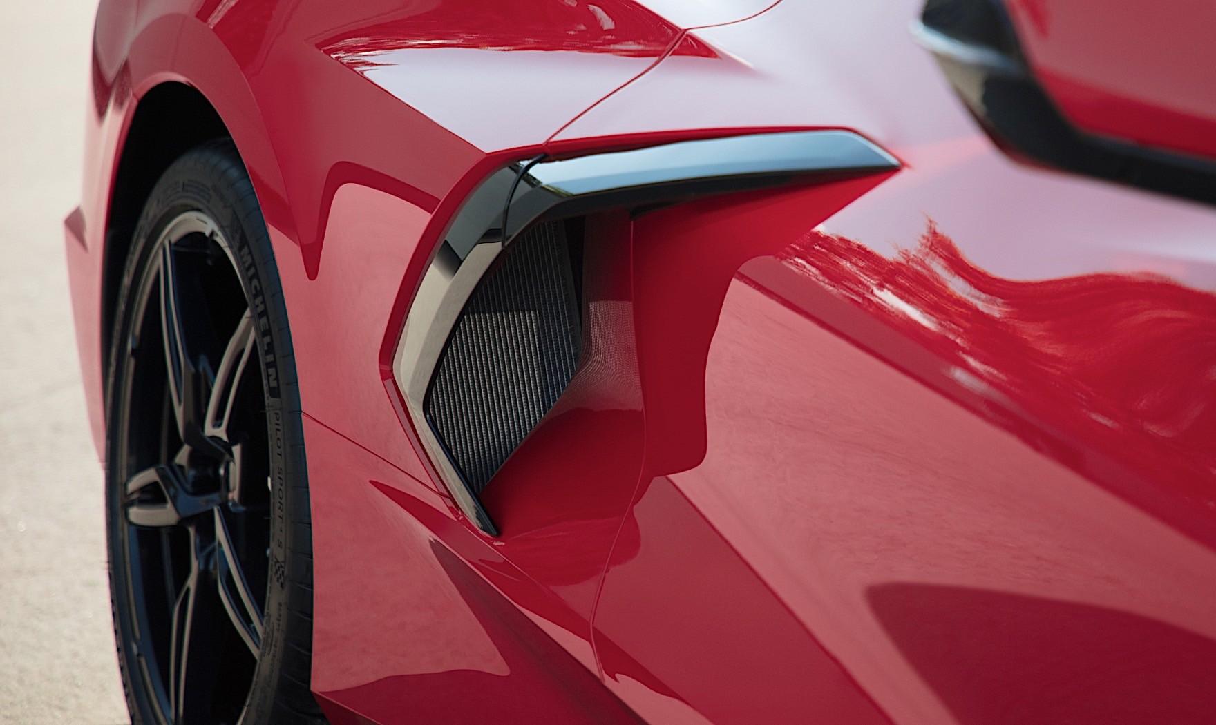 2020 Chevrolet Corvette C8 Z06 Rendered Has Sculpted
