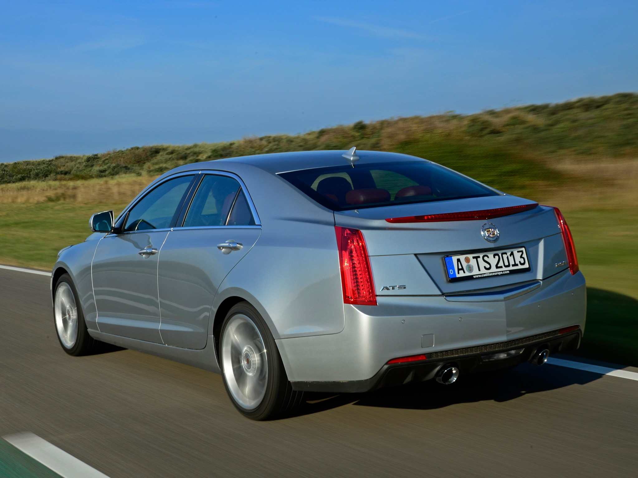 Cadillac ATS, Buick Encore Recalled Over Safety Belt Issue