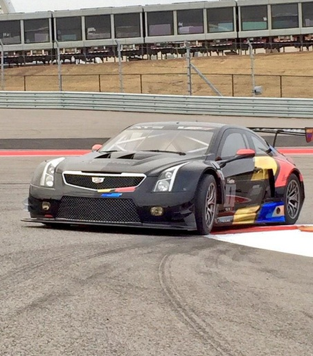 Cadillac ATS-V.R Is A FIA GT3 Twin-Turbo Monster [Video