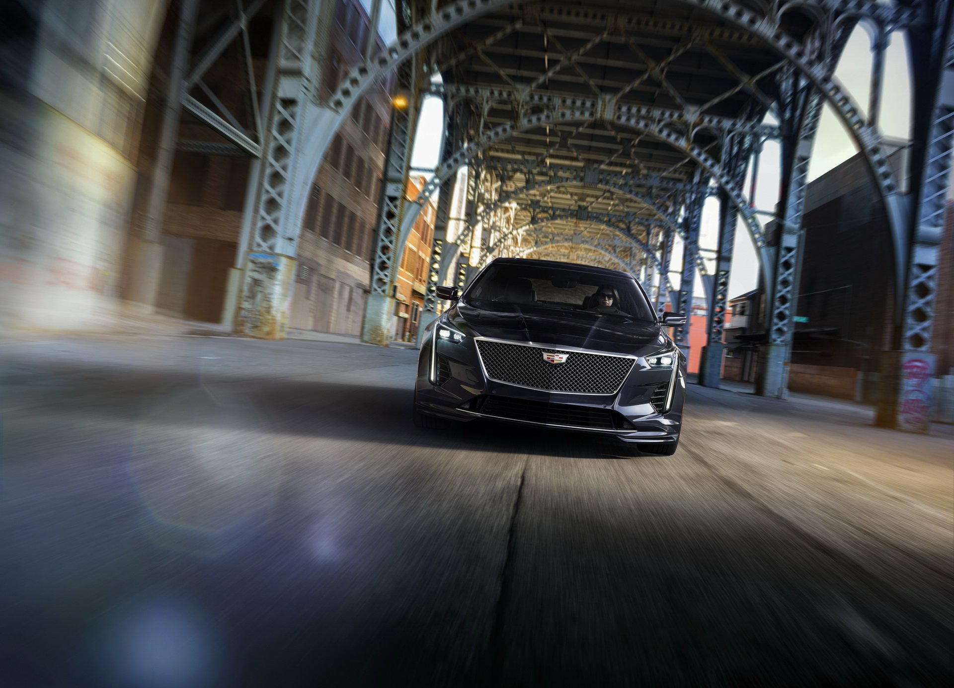Cts V Turbo >> Cadillac Blackwing V8 Is Handcrafted At Corvette Plant In ...