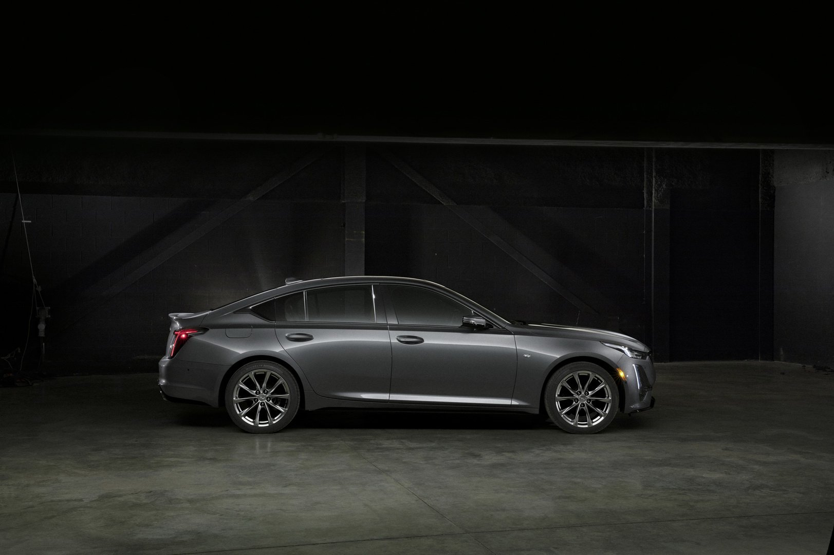 Cadillac Ct4 Launching In 2019 Autoevolution