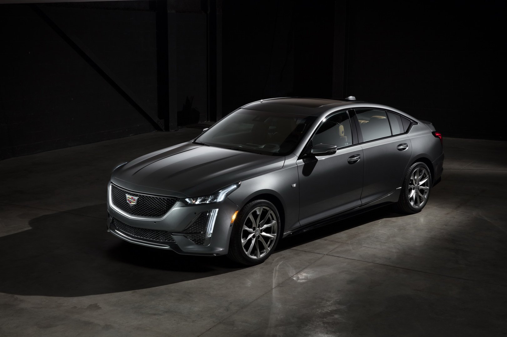 Cadillac CT4 Launching In 2019 - autoevolution