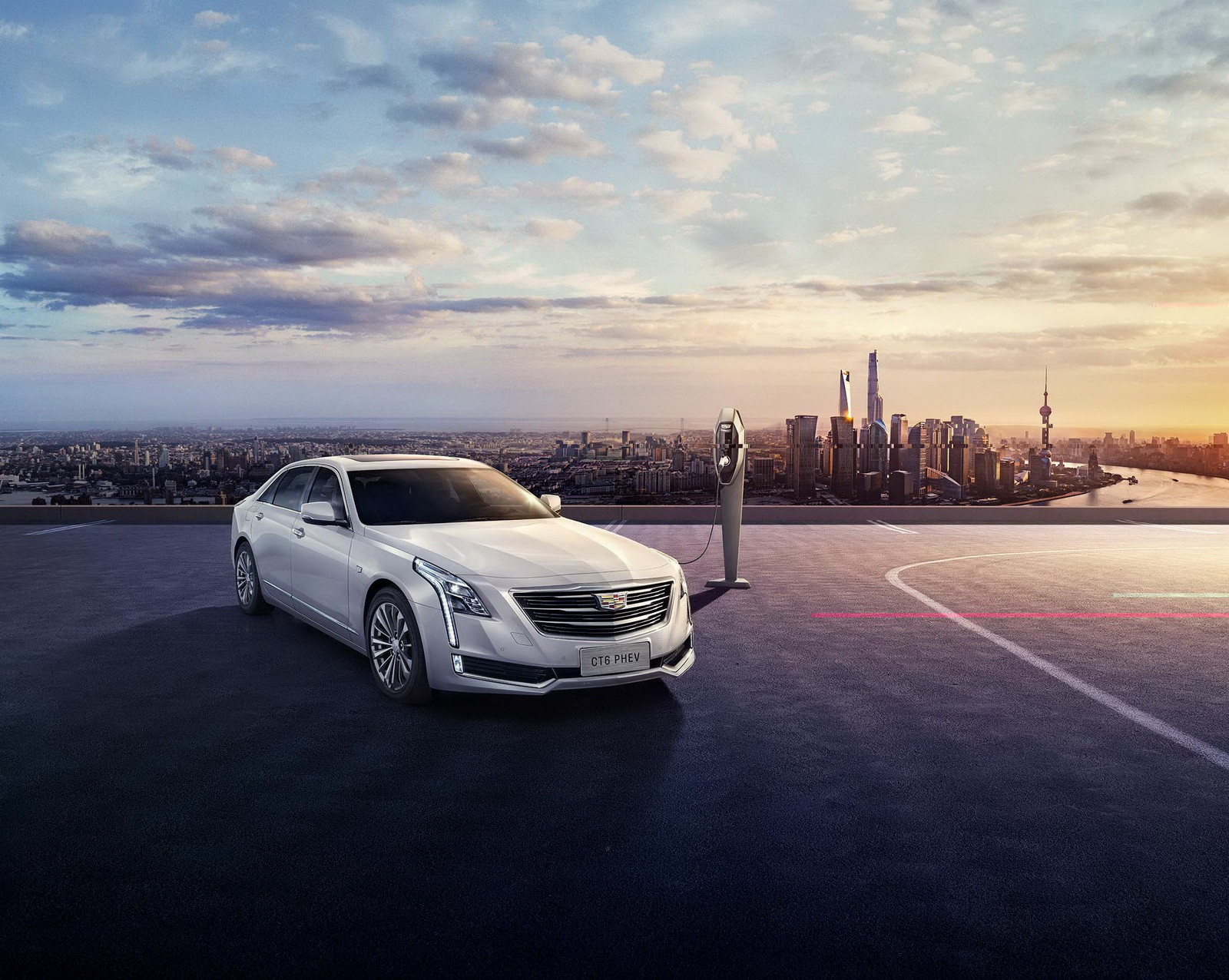 Новый cadillac ct6 plug-in hybrid 2018 - фото, характеристика, цена