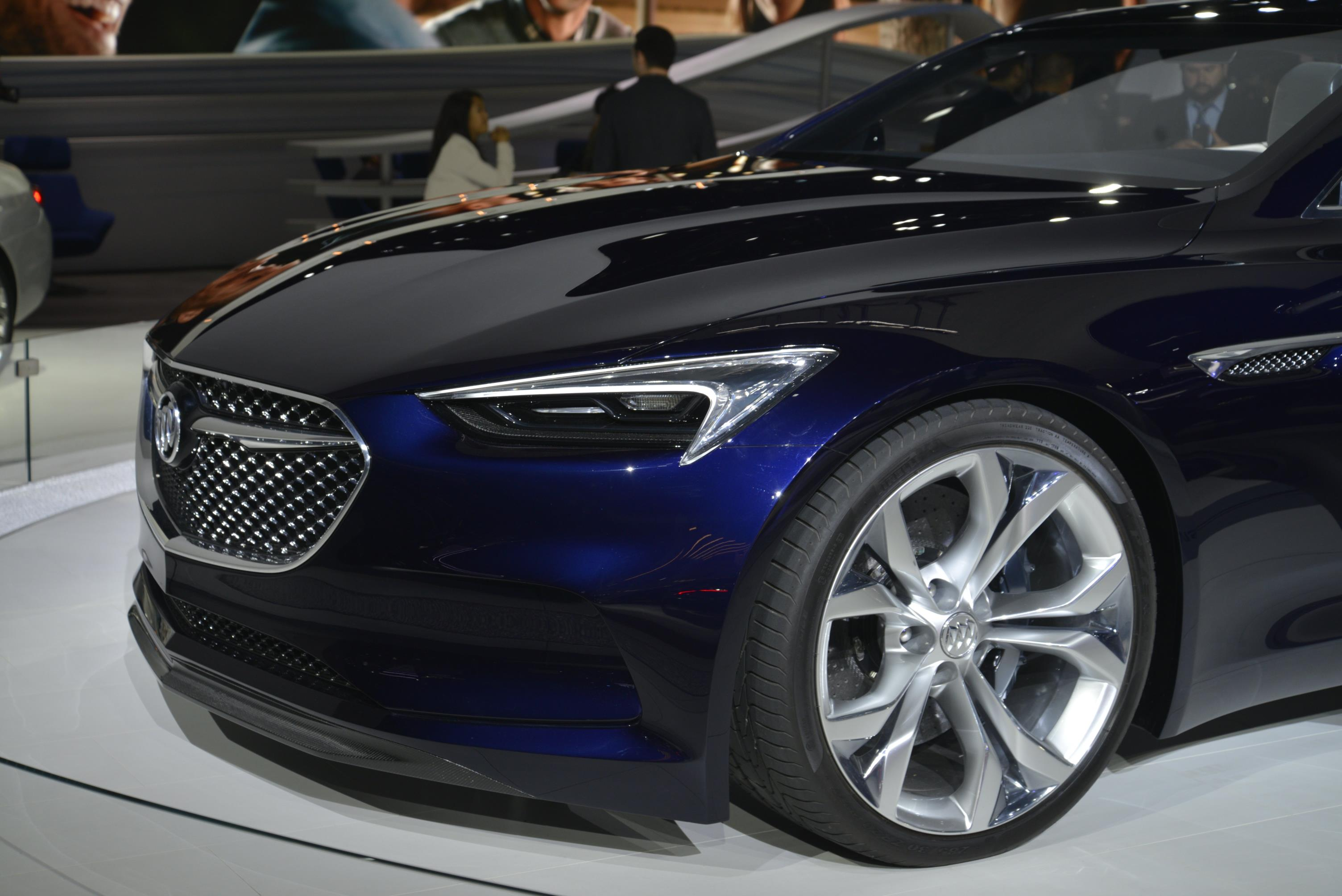 Cadillac Escala Vs Buick Avista Which La Concept Is Better Autoevolution