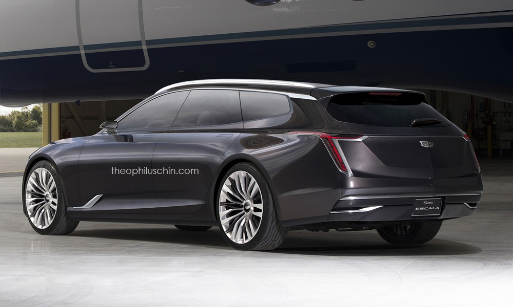 Cadillac Escala Wagon Concept Would Make the Audi Prologue ...