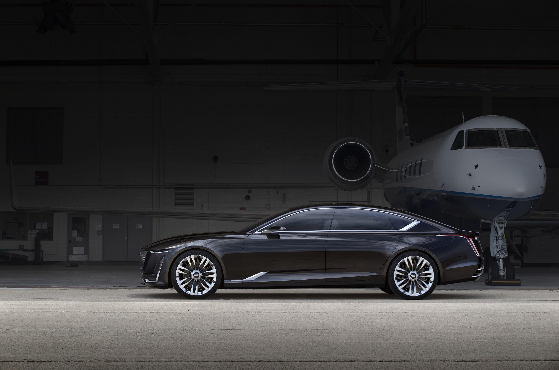 Xts Vs Cts >> Cadillac Escala Concept Debuts 4.2-Liter Twin-Turbo V8 (LT5) - autoevolution