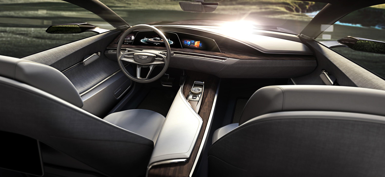 Ct6 For Sale >> Cadillac Escala Concept Debuts 4.2-Liter Twin-Turbo V8 ...