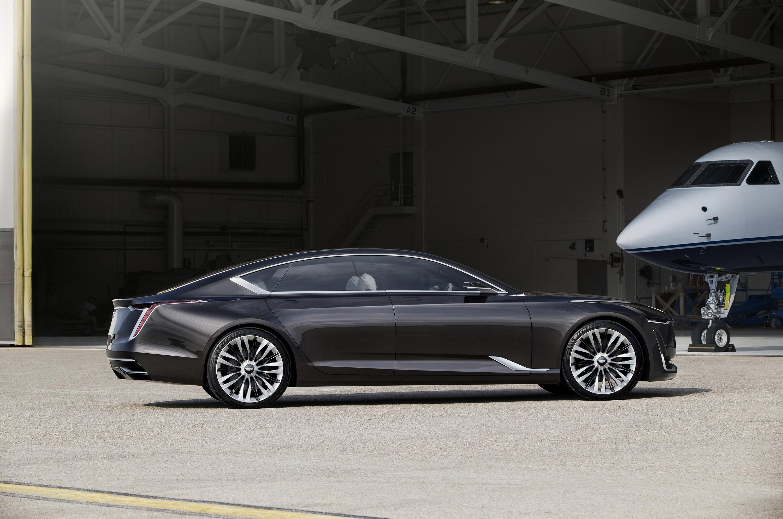 Cadillac Escala Concept Debuts 4.2-Liter Twin-Turbo V8 ...