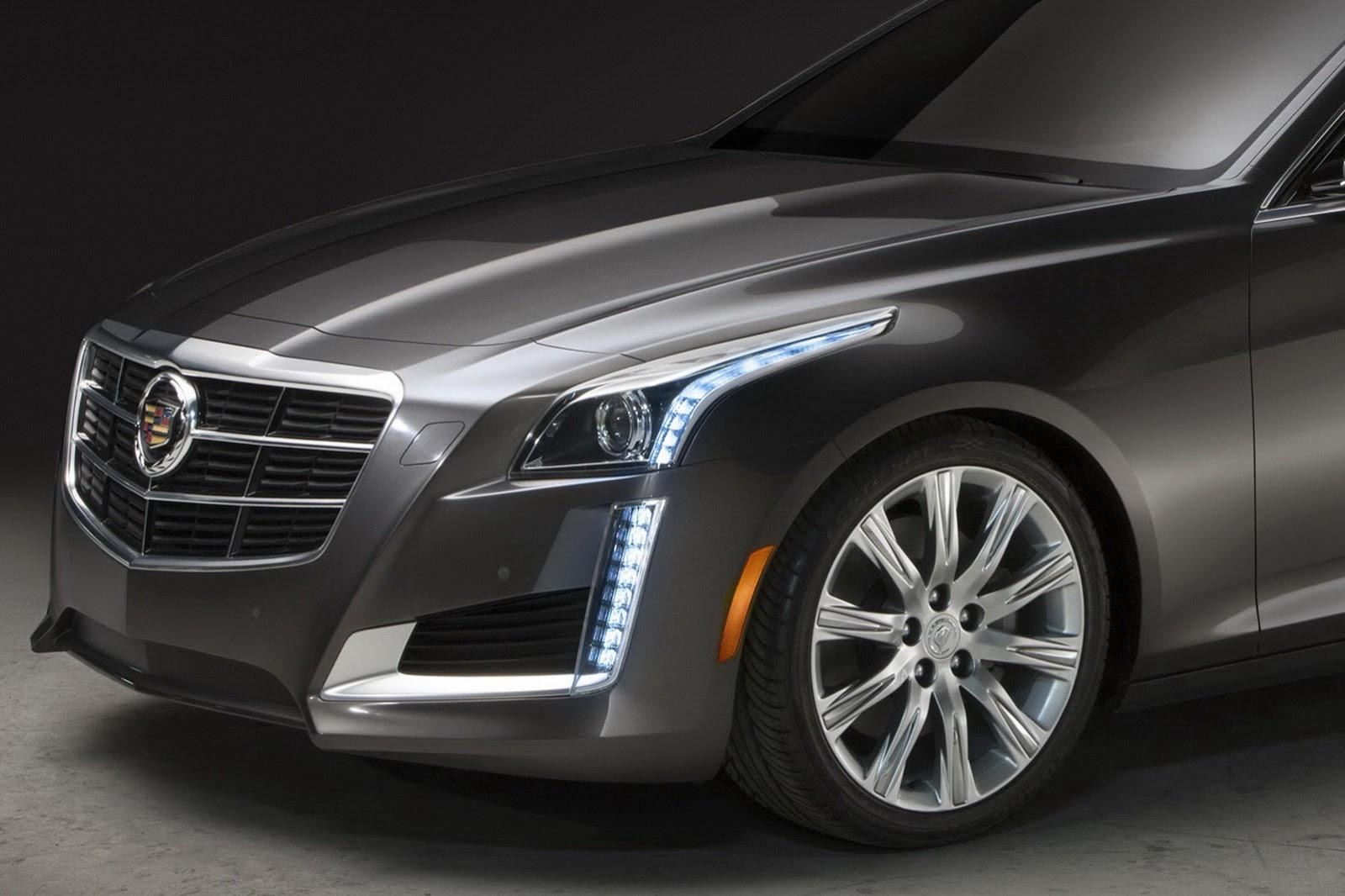 Cadillac Explains Its New Aggressive Headlight Design Autoevolution