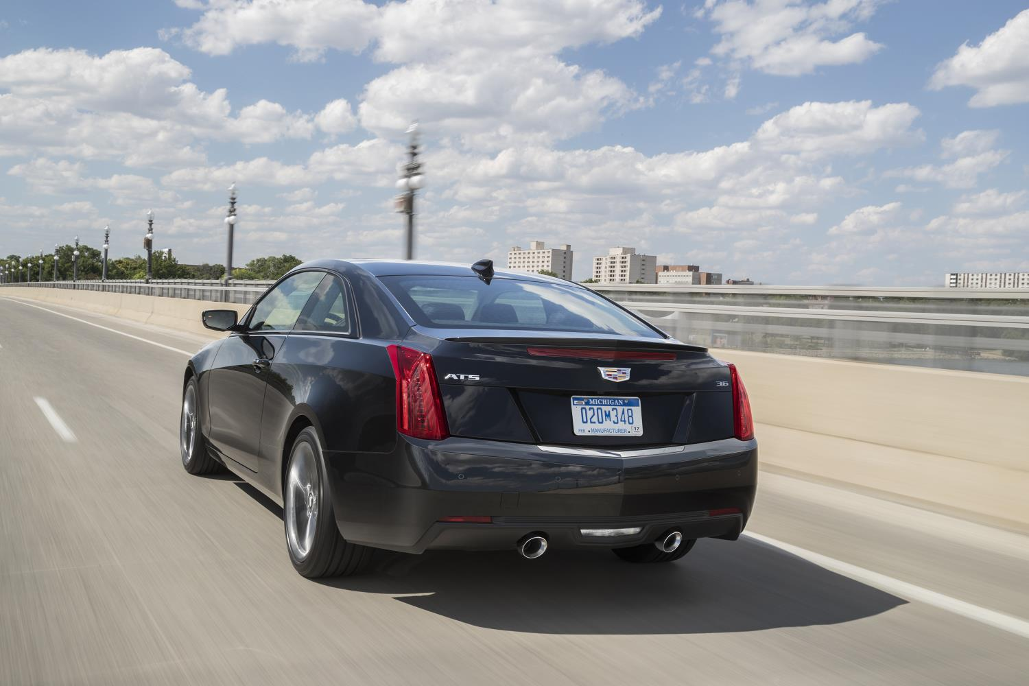 Cadillac Carbon Black Sport Package is Go for the ATS and CTS