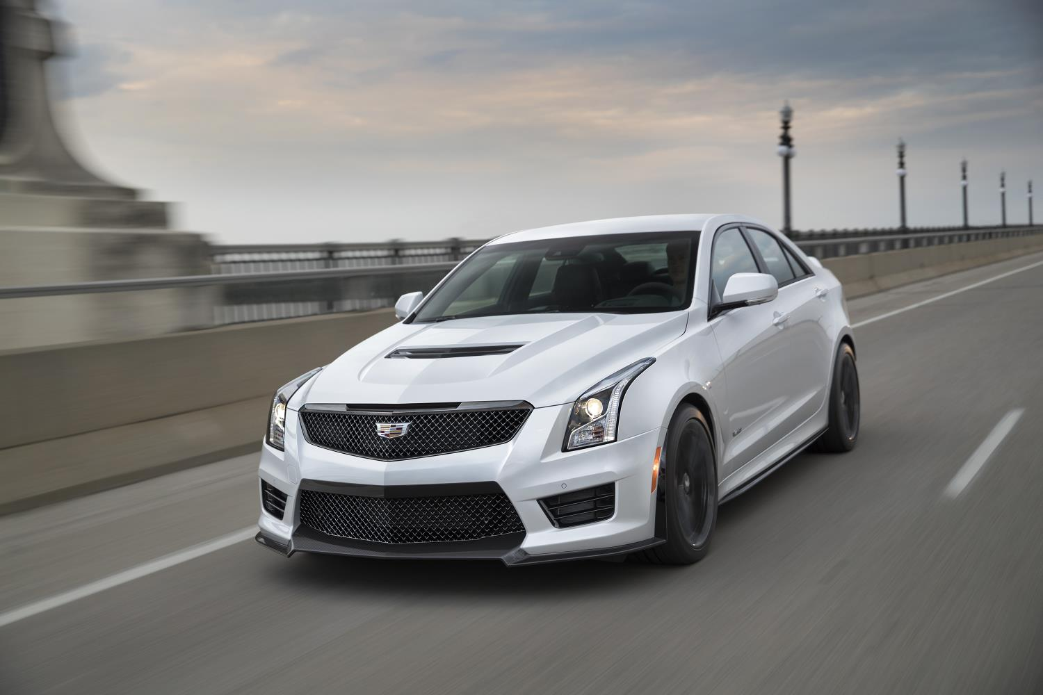 Cadillac Carbon Black Sport Package Is Go For The Ats And