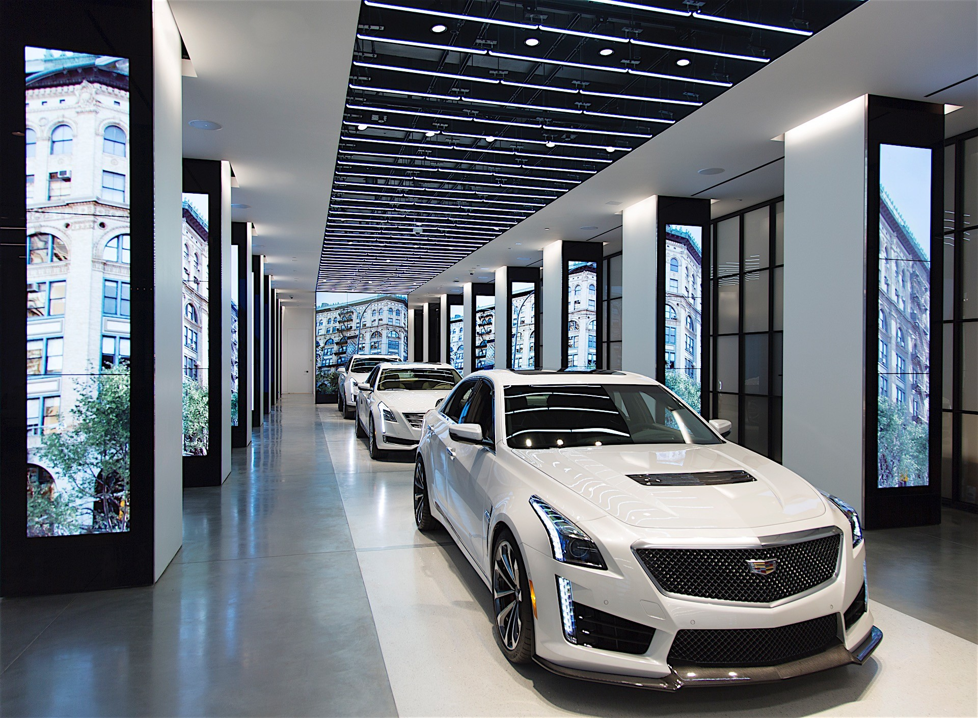 Cadillac Opens Concept Store In New York Calls It