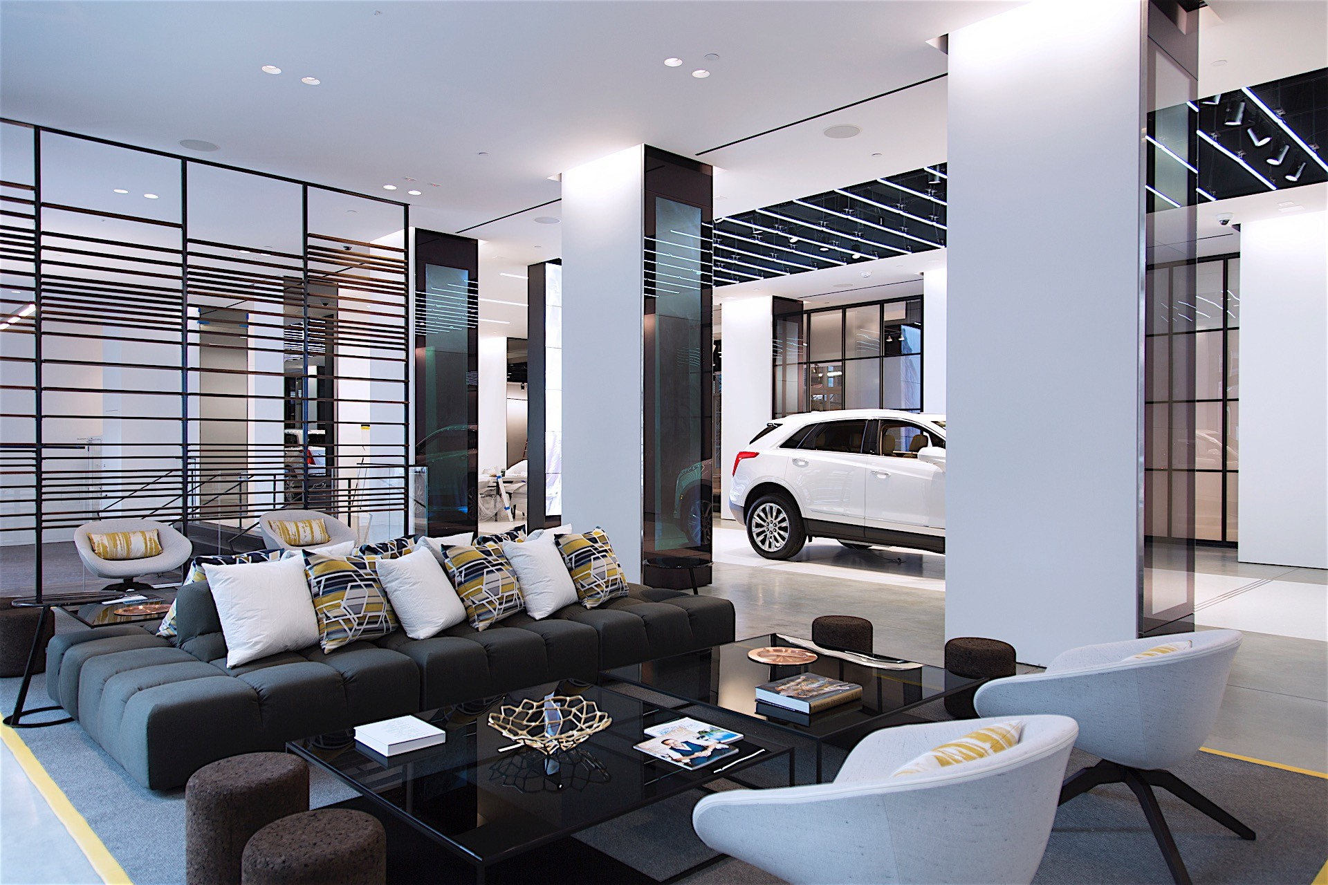 Cadillac Opens Concept Store In New York, Calls It ...