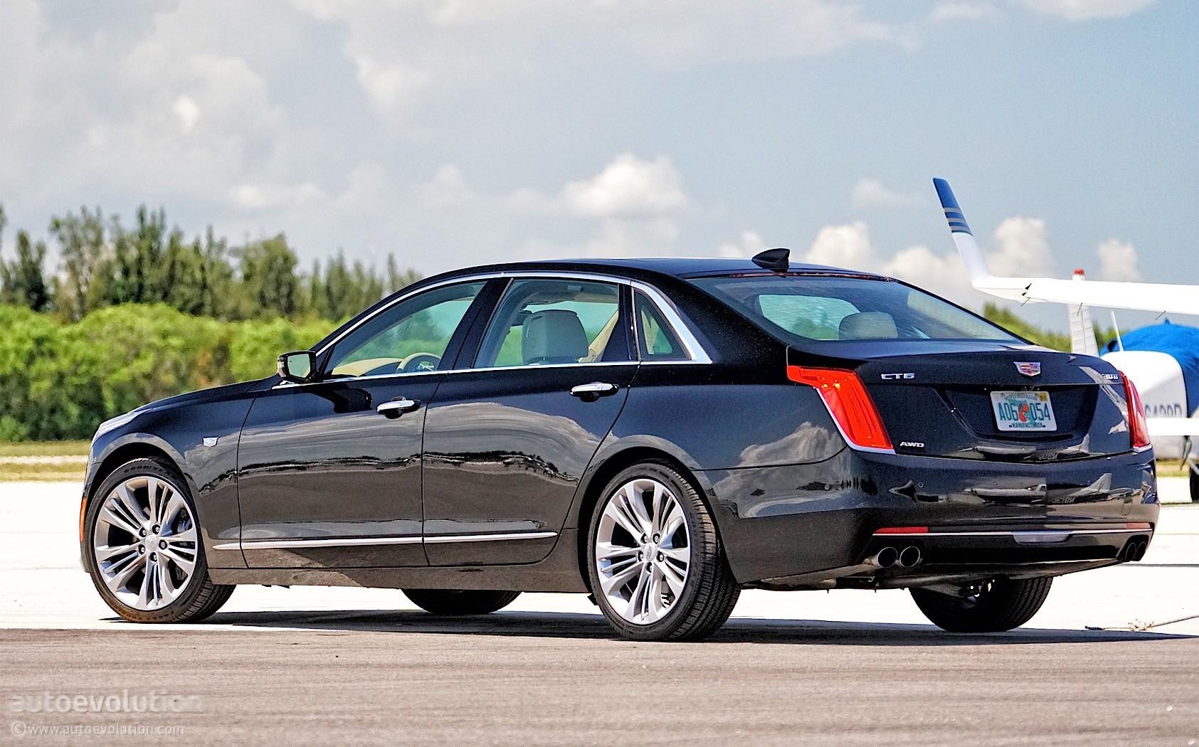 Cadillac Planning New Flagship and Small Sedan - autoevolution
