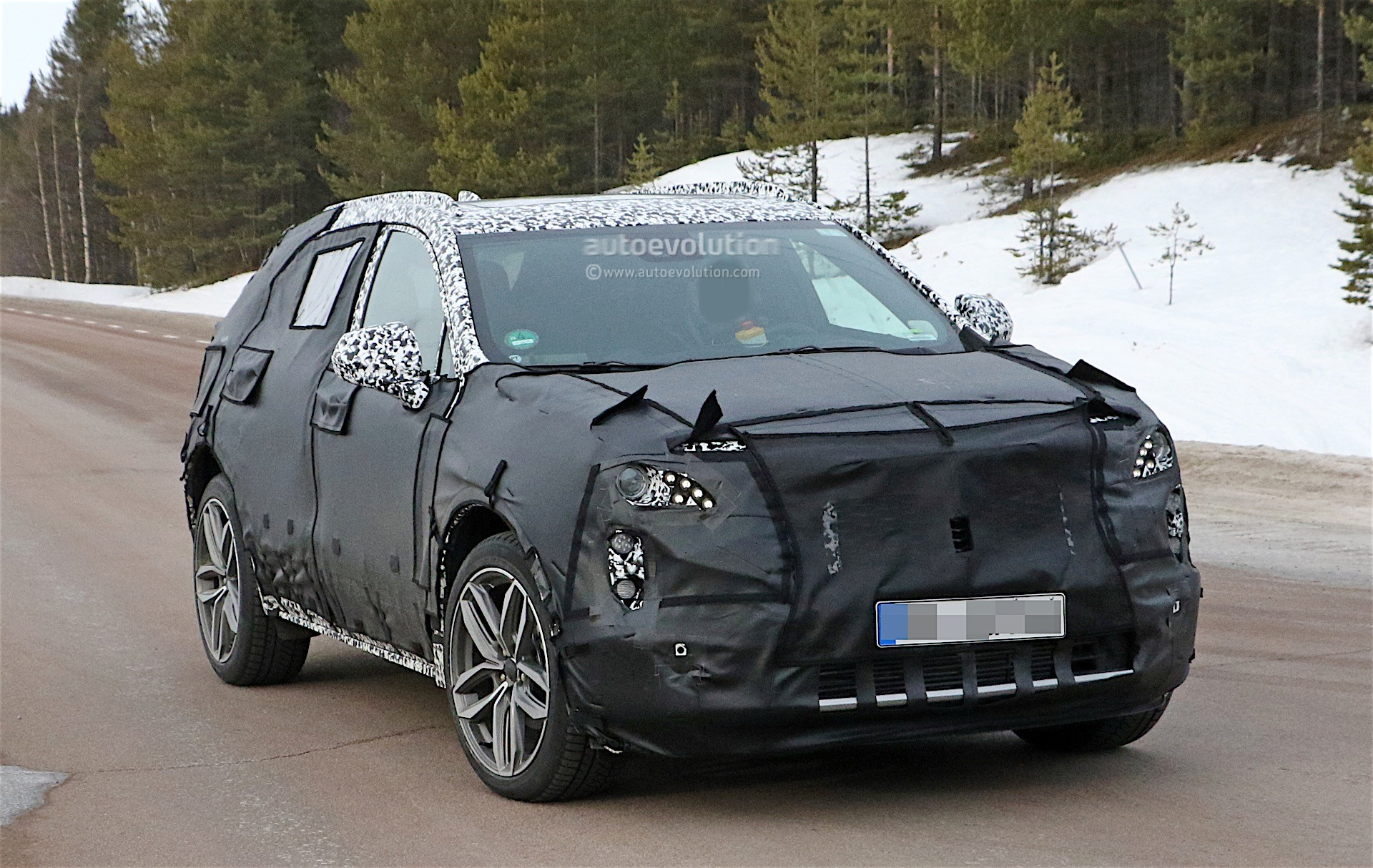 Cadillac President Confirms XT4 Name For Small Crossover - autoevolution