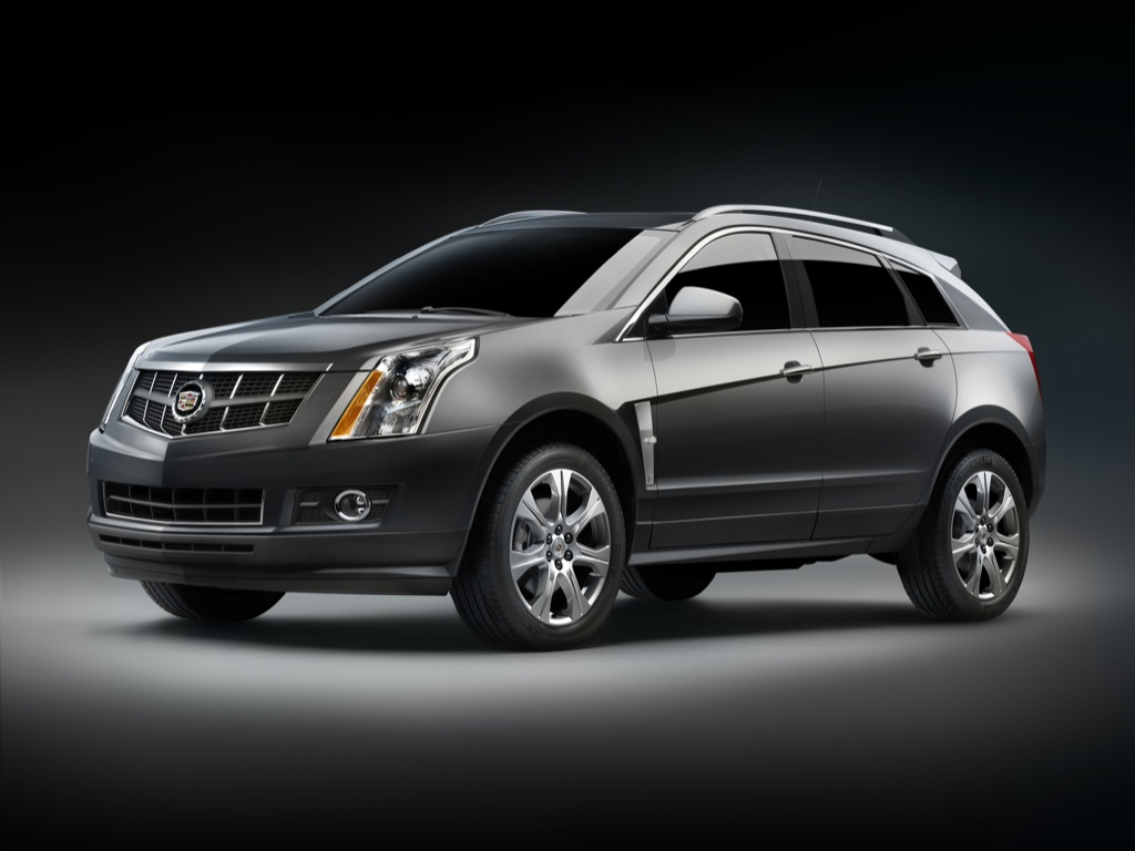 Cadillac Srx Crossover Cts Sport Wagon Come This Summer