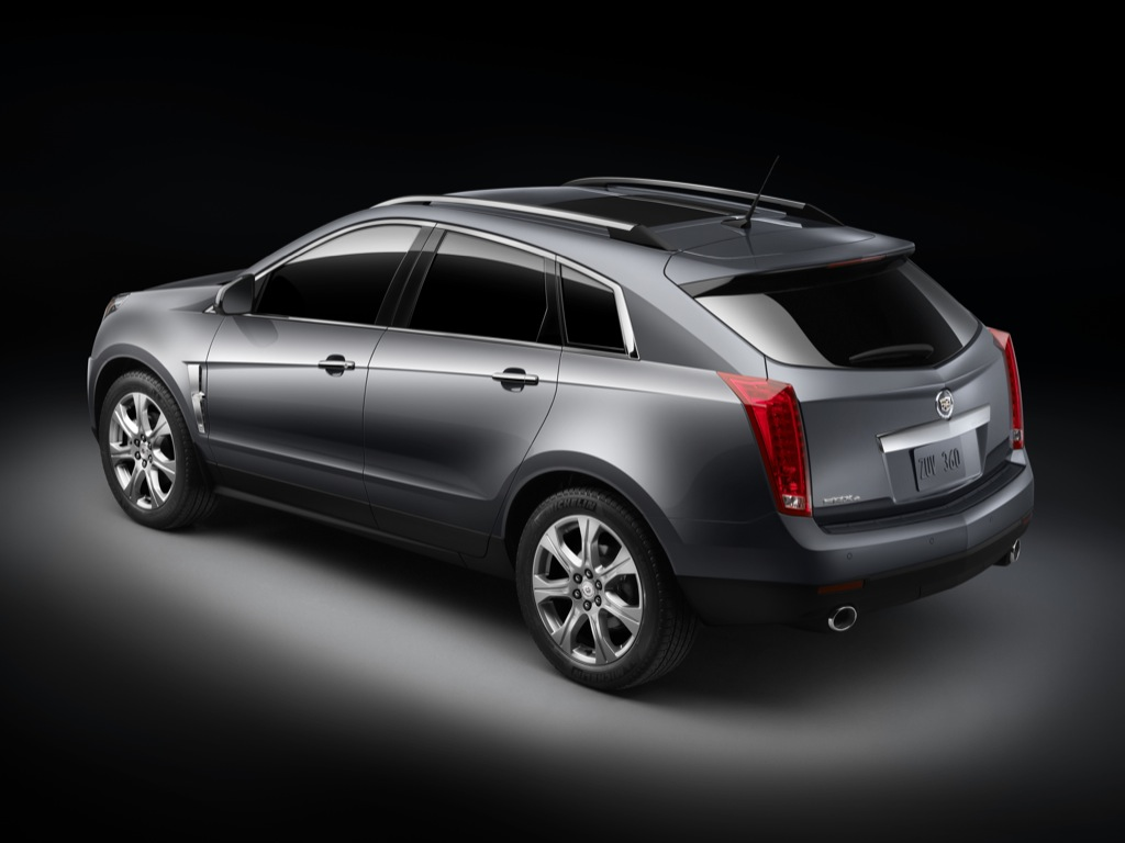 Cadillac SRX Crossover, CTS Sport Wagon Come This Summer - autoevolution