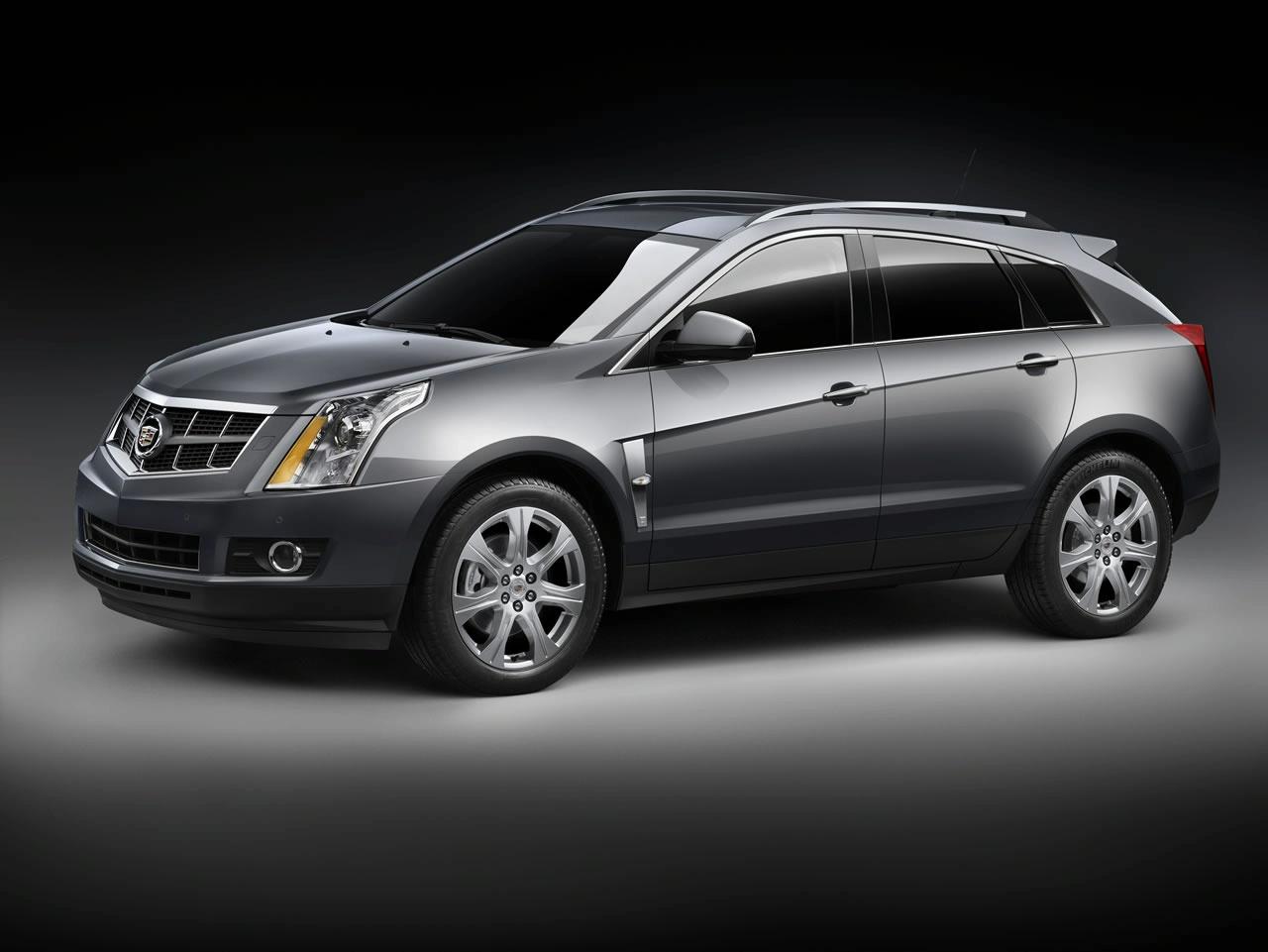 2010 Cadillac Srx Unveiled Autoevolution